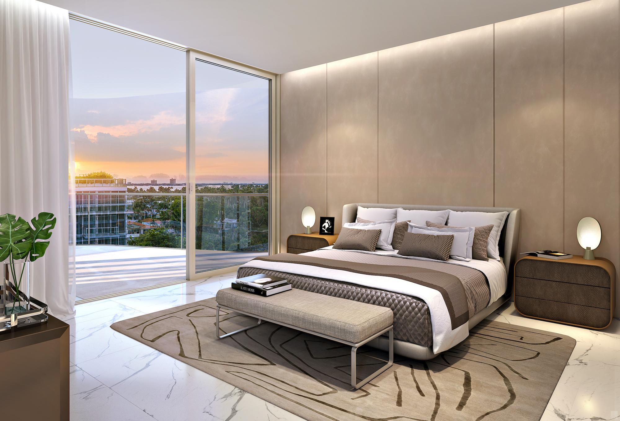 Ambienta Bedroom