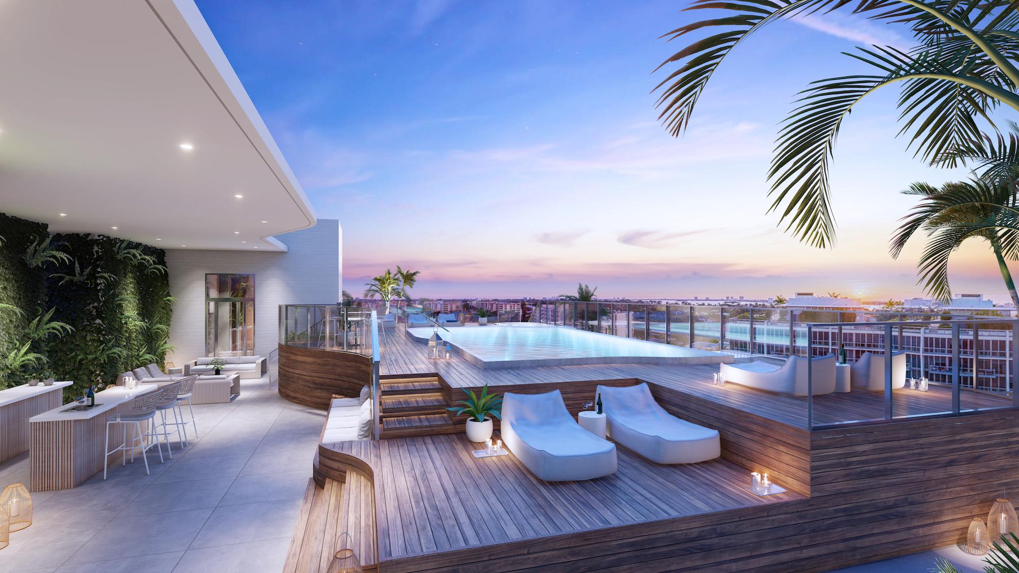 Ambienta Rooftop Oasis