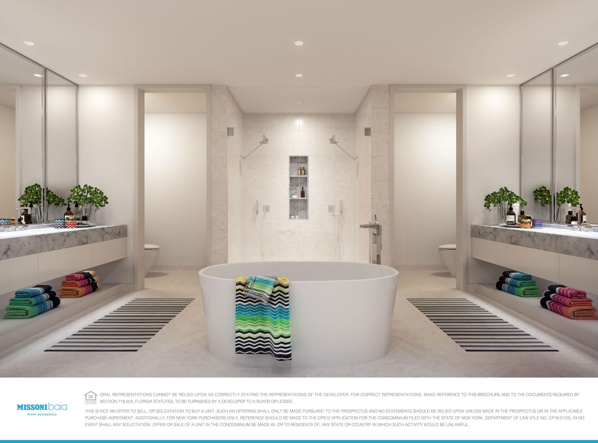 Missoni Baia Bathroom