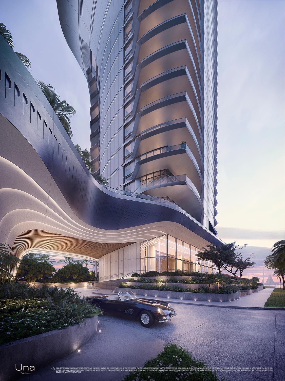 Miami Inmobiliario Una Residence